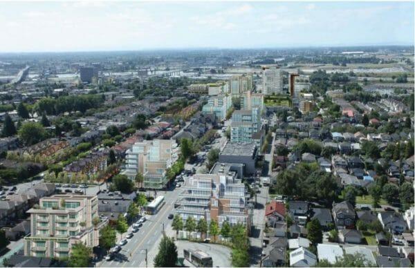 где жить в Ванкувере
