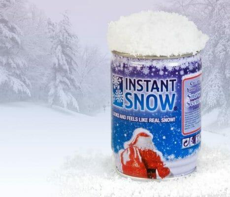 Мнгновенный снег