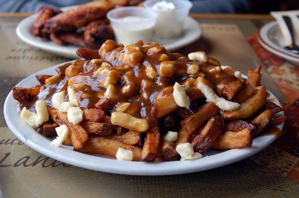 канадские блюда
