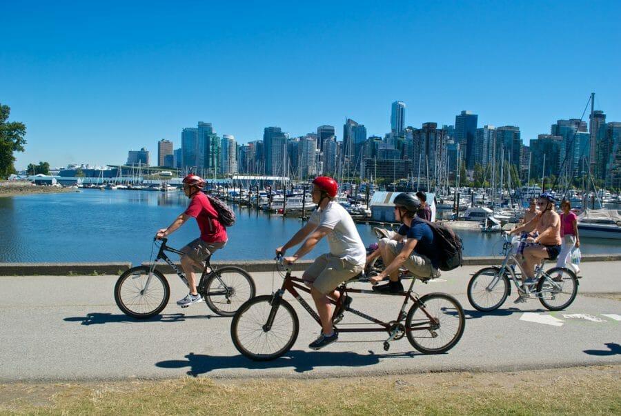наш Ванкувер, развлечения в Ванкувере
