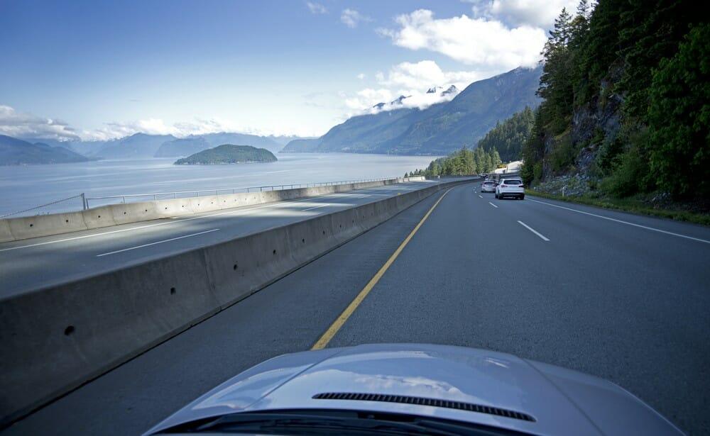новости Канады, ограничение скорости в Канаде