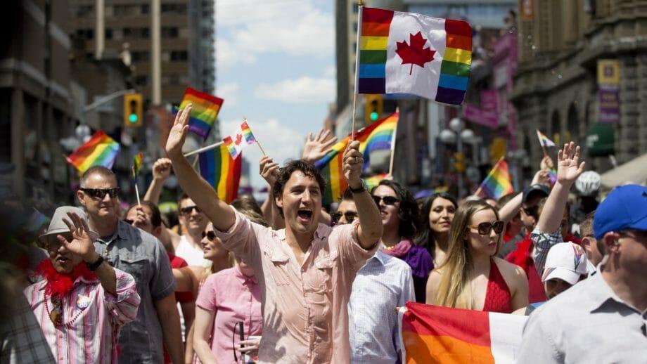 бесплатных мероприятий на этот BC Day Long Weekend, pride parad ванкувер джастин трюдо
