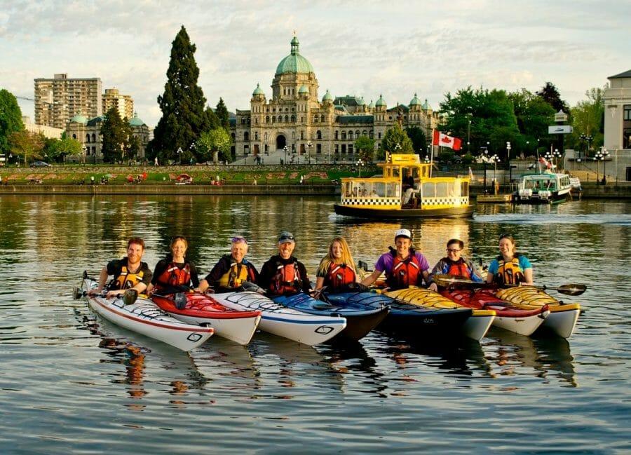 чем заняться в Канаде летом? НашВанкувер