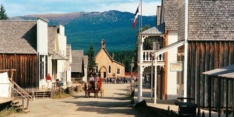 7 секретных мест Британской Колумбии. Barkerville,золотая лихорадка, обязательно посетить в Канаде