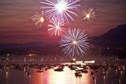 """8 лучших мест для наблюдения за празднованием """"Фестиваль света"""" Honda Celebration of Light"""