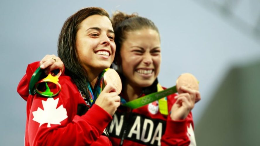 канада на олимпиаде 2016