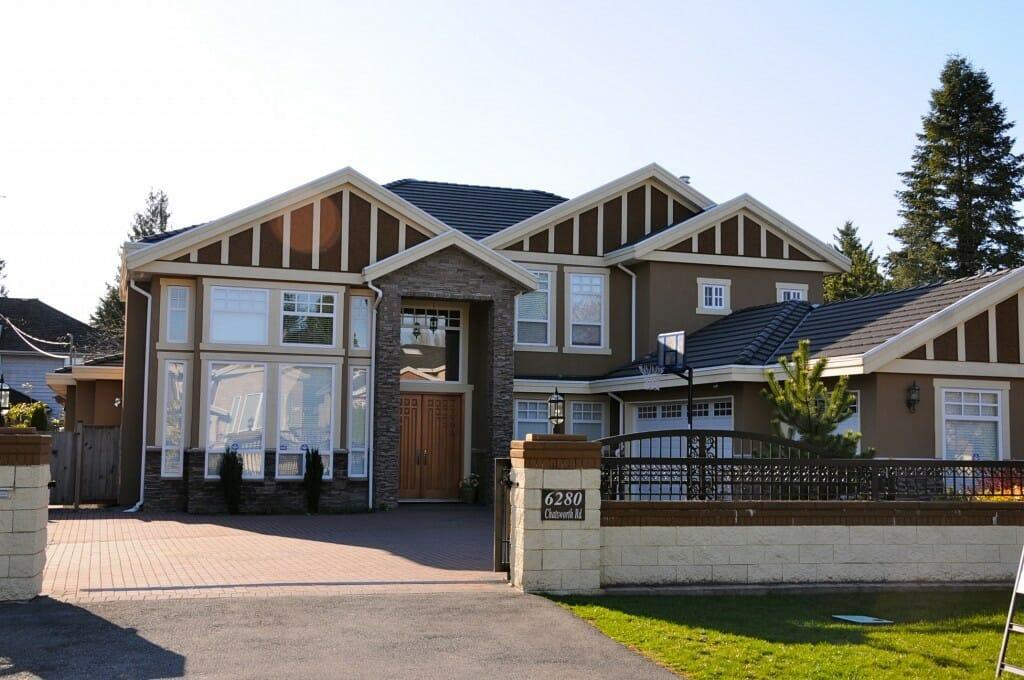 Недвижимость в Канаде. Дом в Ванкувере