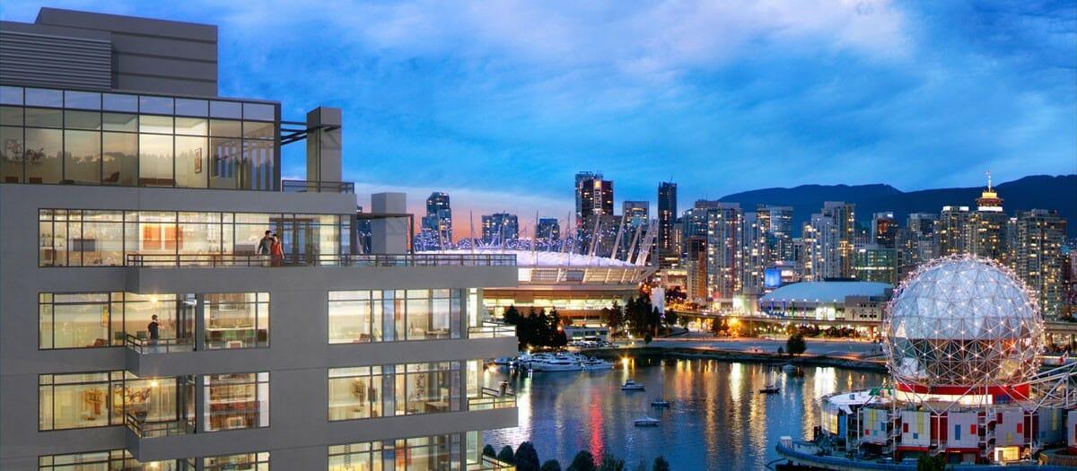 Ванкувер, Сидней и Мельбурн - города по несчастью. Недвижимость в Канаде