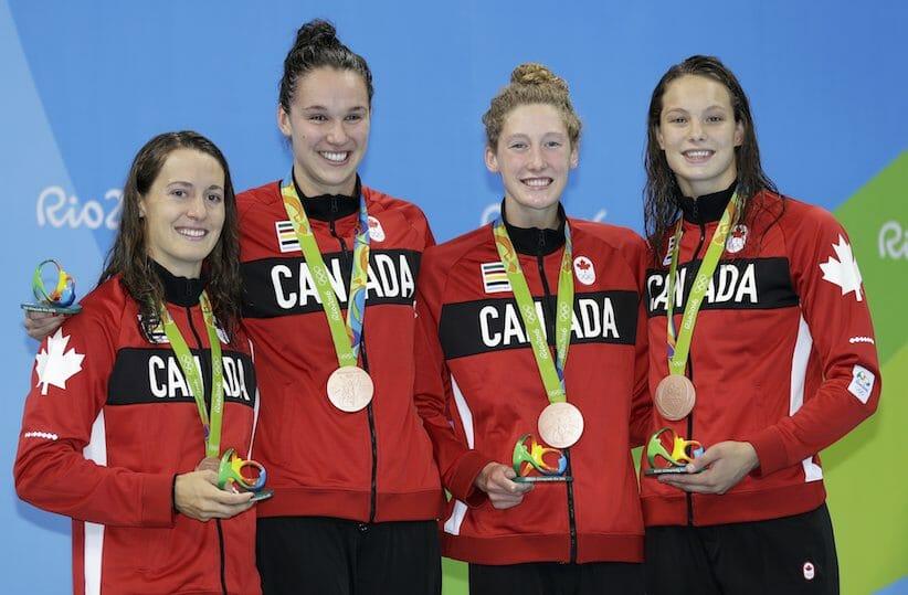 Канада завоевала первую медаль на Олимпиаде в Рио!