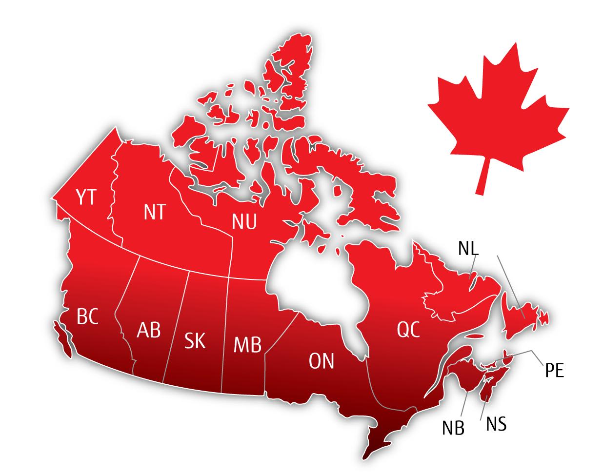 иммиграция в Канаду