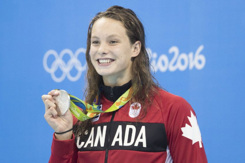 Канада на Олимпиаде в Рио-де-Жанейро. Как это было? Пенни Олексяк выиграла первое золото для Канады. 16-летняя Пенни стала открытием этих игр