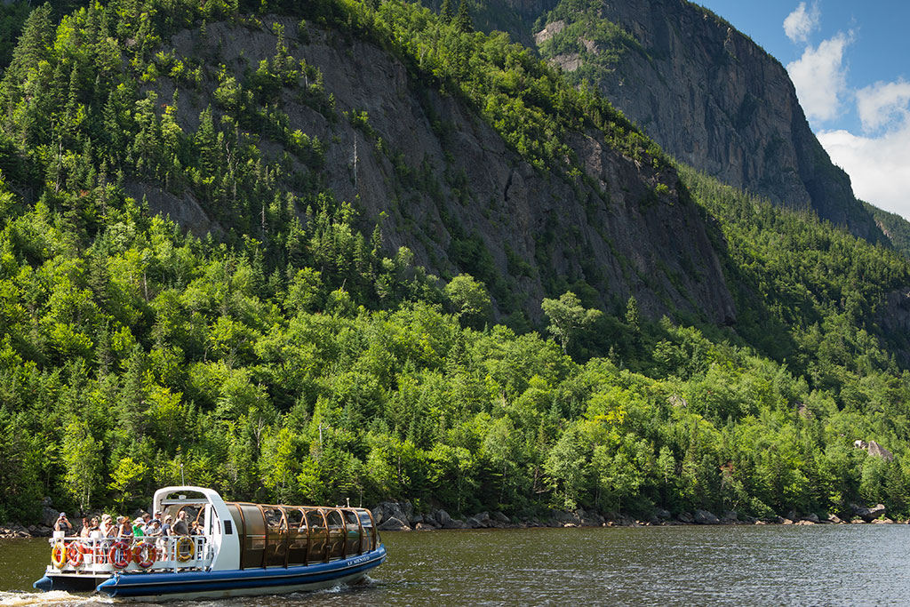 7 способов увидеть Канаду с воды, туризм в Канаде, отдых в Канаде