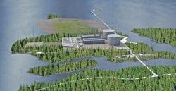 В Канаде построят огромный терминал для сниженного газа. Британская Колумбия.petronas