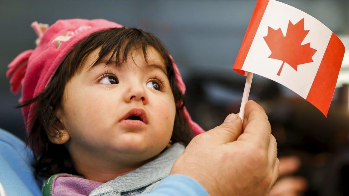 Канада приняла рекордное количество иммигрантов в 2016 году. Иммиграция в Канаду