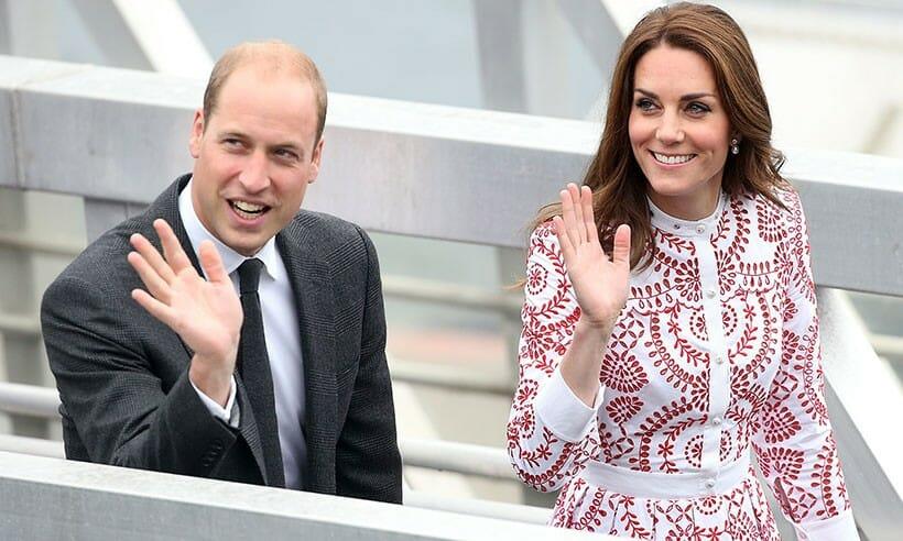 Кейт и Уильям отправились в Sheway, принц Уильям и Кейт Миддлетон в Ванкувере