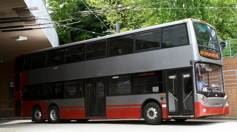 в ванкувере появятся двухэтажные автобусы