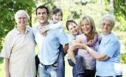 спонсорство родителей в Канаду