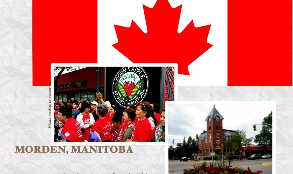 иммиграция в Морден, Манитоба, Иммиграция в Канаду