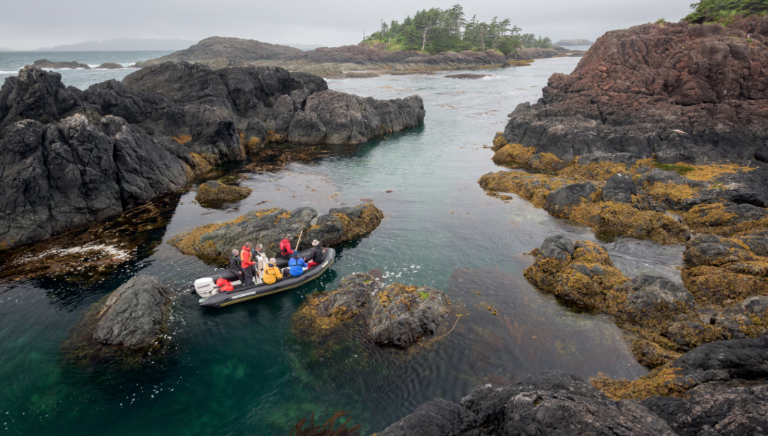 Хайда-Гуаи - это, остров в Британской Колумбии, природа Канады, архипелаг в Канаде