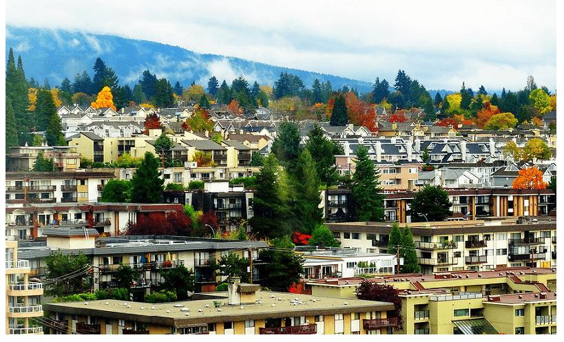 рынок недвижимости в Ванкувере охлаждается