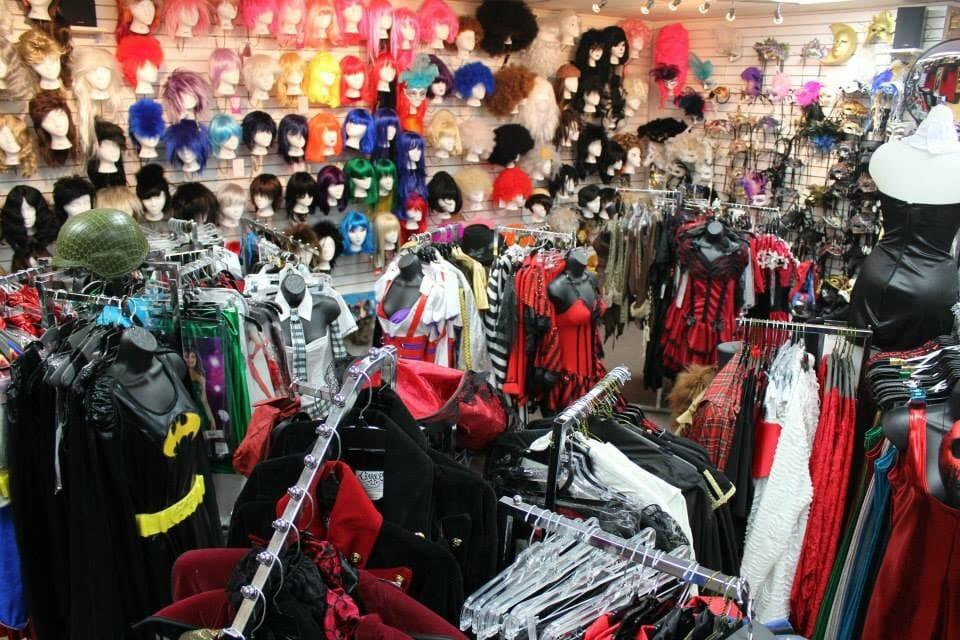 прокат костюмов для Хэллоуина в Канаде/Торонто, Ванкувер