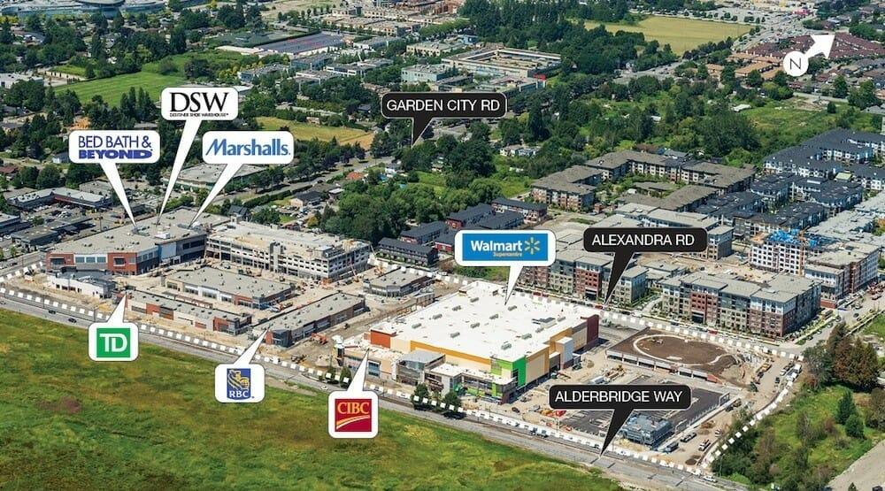 торговый центр в Ванкувере,Walmart Supercentre, ванкувер Канада