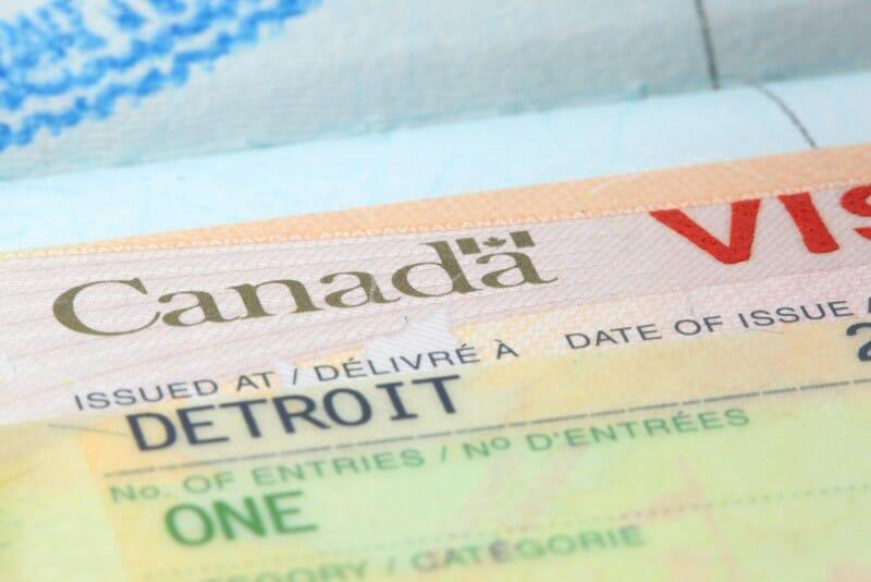 eTA, гендерно нейтральные паспорта, Канада, разрешение, графа в документе