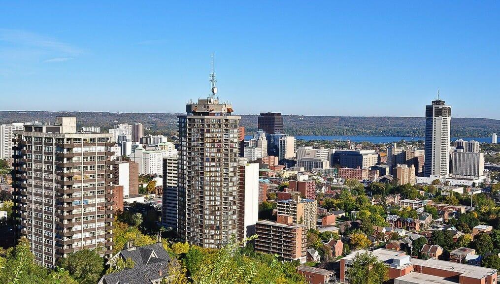 отели Канады, гостиницы Канады,отели Гамильтон, цена отели Канада, переезд Канада