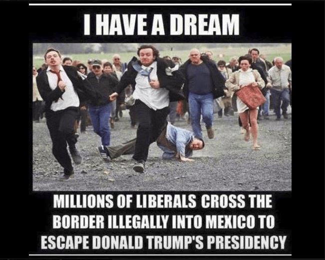 мемы Трамп президент
