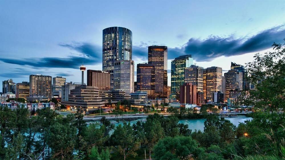 Калгари Канада, отели Канады, цены отели Канады, отели Калгари, переезд Канада, новый год в Канаде