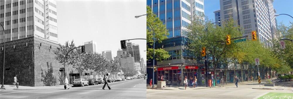 История Ванкувера, Трамп Канада, фотографии Ванкувера, Ванкувер до,