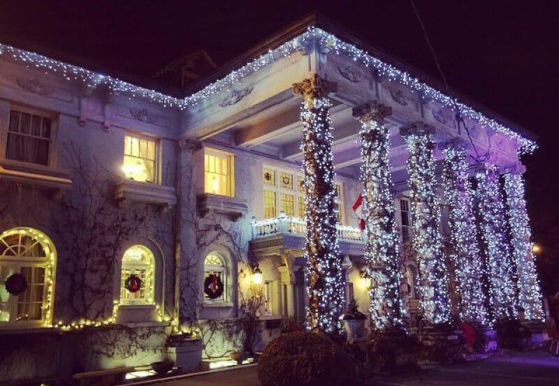 рождество в Ванкувере, события в Ванкувере, Ванкувер Канада