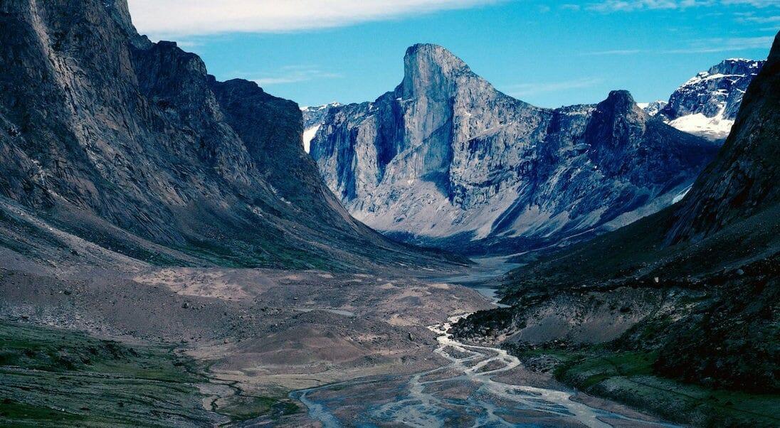Тор Пик, нунавут, Северная Канада достопримечательности