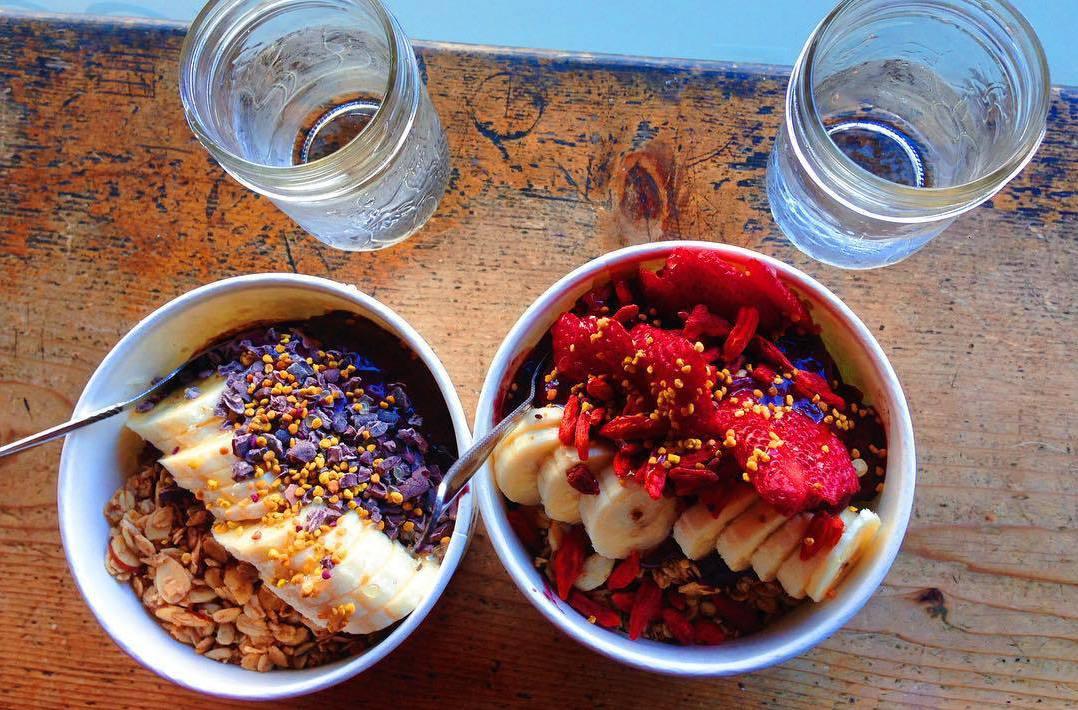 еда Ванкувер, кафе Ванкувера, вкусно покушать в Ванкувере,instagram food