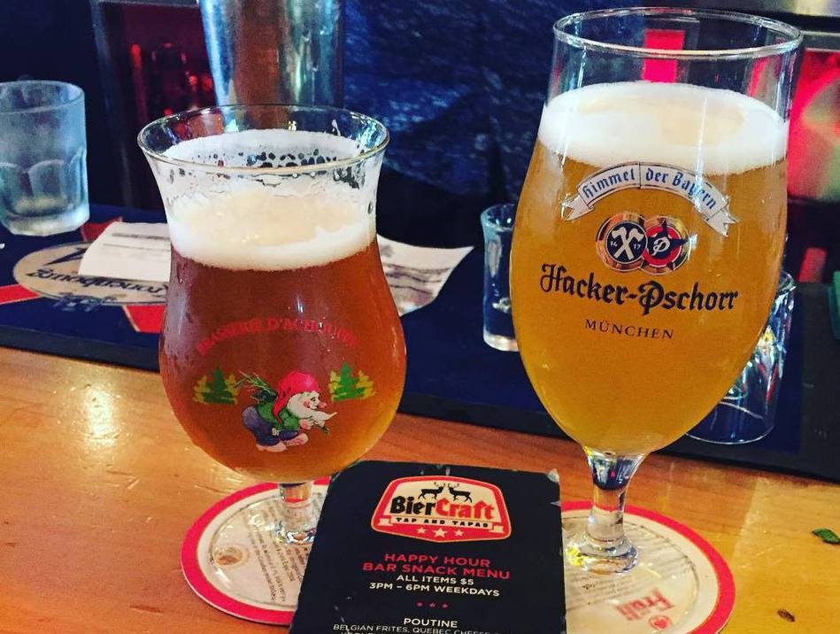 BierCraft, крафтовое пиво Ванкувер