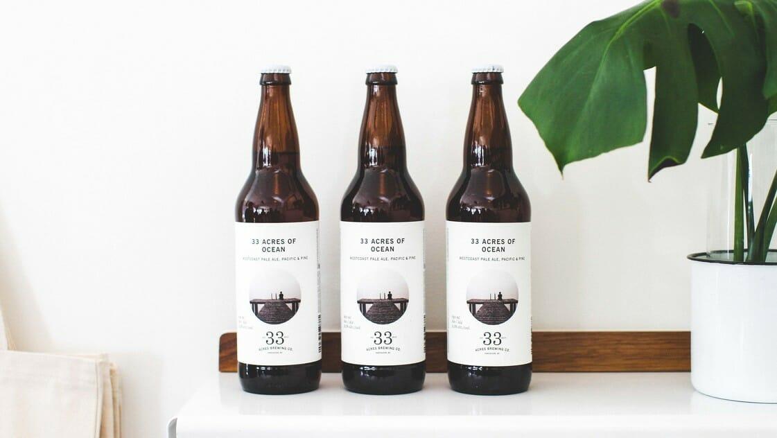 33 Acres Brewing Company, где выпить пива в Ванкувере. пабы Ванкувера, пиво Ванкувер