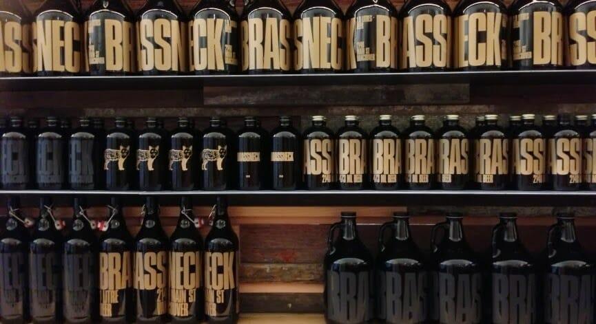 Brassneck Brewery vancouver, пиво Ванкувер, пабы Ванкувера