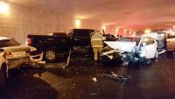крупная авария в Канаде, Дтп 40 машин, новости Канады
