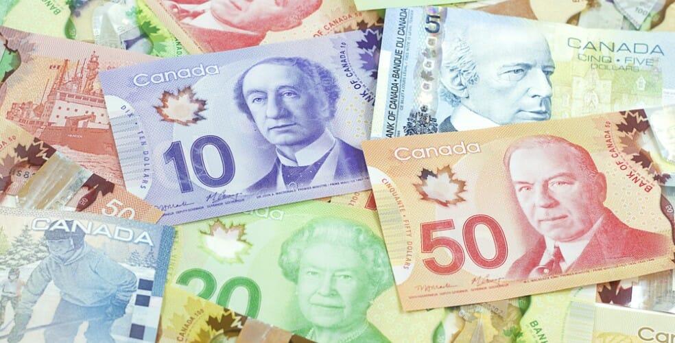 средняя зарплата в Канаде, зарплаты в Канаде за 2016 год