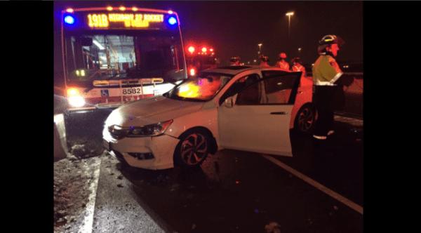 авария в Канаде, Дтп в Канаде, Торонто Онтарио