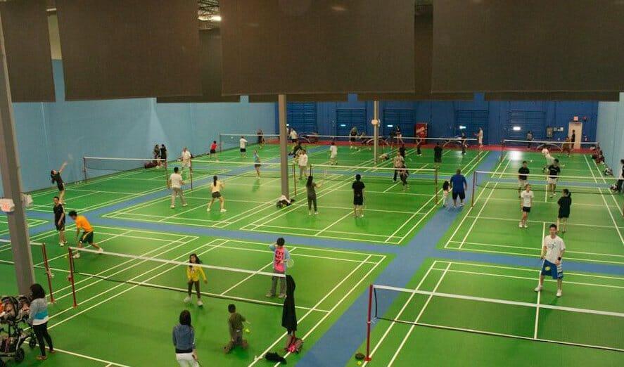 Badminton Vancouver, бадминтон в Ванкувере, куда сходить в Ванкувере зимой
