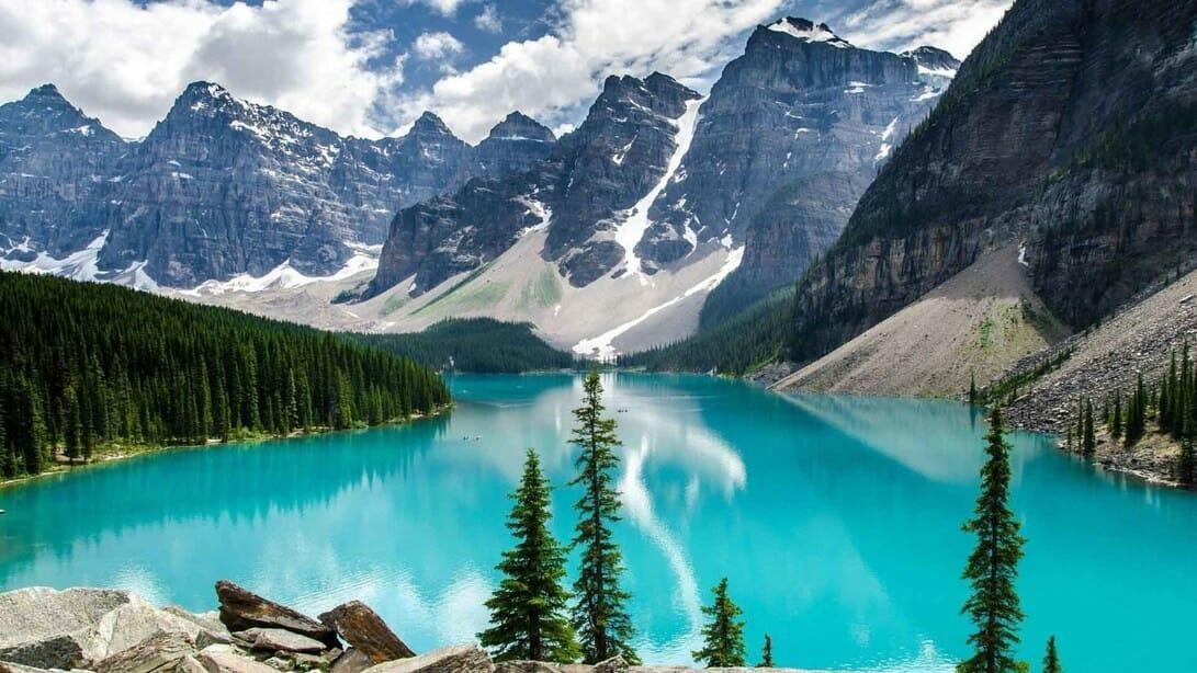 Национальный парк Банф,National Geographic, список лучших мест для туристов