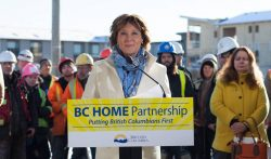 кредит на покупку первой недвижимость, недвижимость в Канаде, правительство Канады, Кристи Кларк