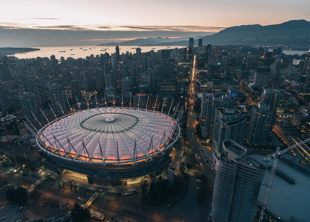 Ванкувер Канада, красивые фотографии Ванкувера, переезд в Ванкувер, Ванкувер обои