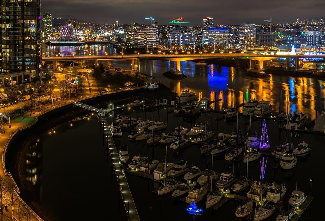Ванкувер фотография, лучшие фото Ванкувера, Ванкувер Канада