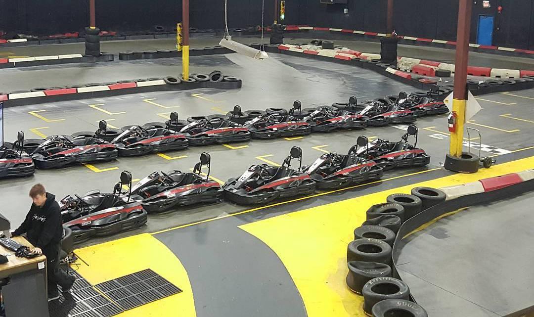 TBC Indoor Go Karting, картинг в Ванкувере, куда сходить в Ванкувере, развлечения в Ванкувере