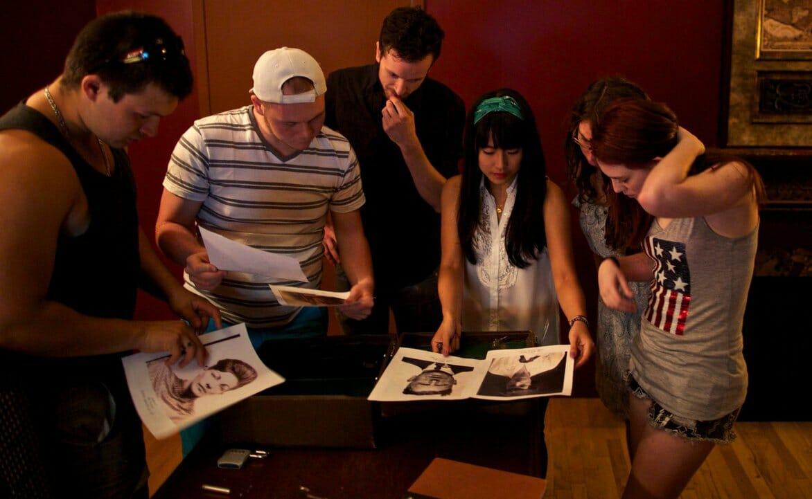 квест комнаты Ванкувера, чем заняться в Ванкувере, развлечения Ванкувер,quest room