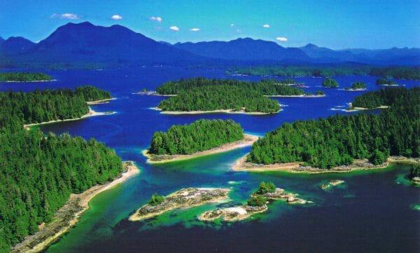pacific rim national park resrve, национальные парки Канады, Пасифик Рим