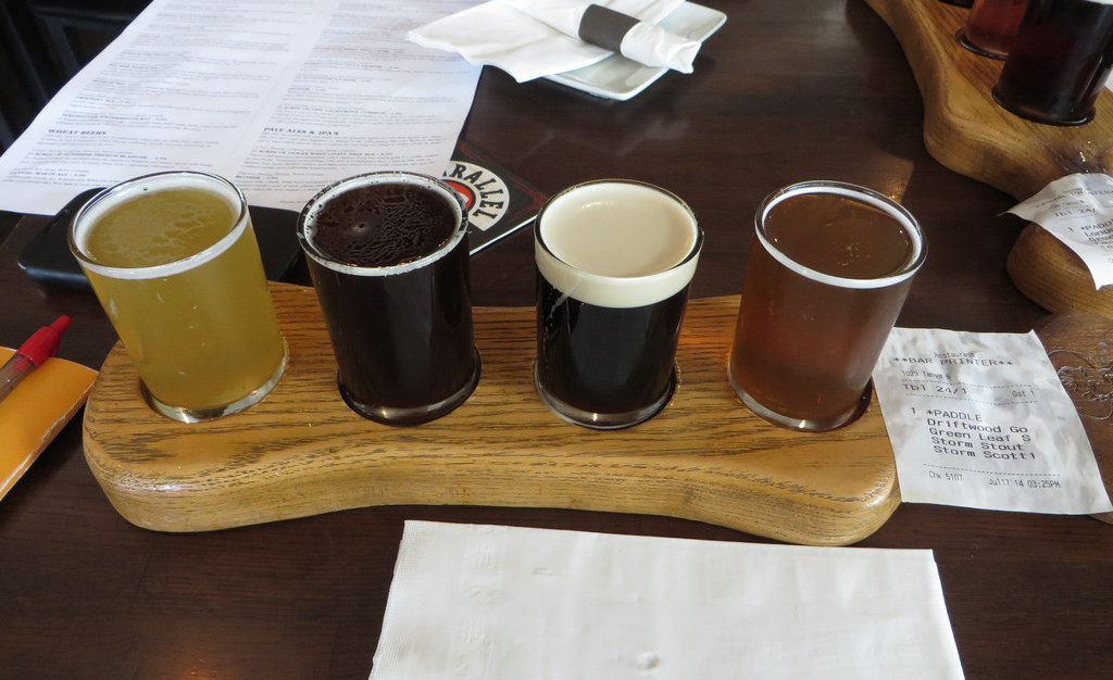 staugustines vancouver, пиво в ванкувере, пабы Ванкувера