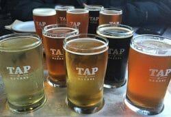 Tap & Barrel vancouver, пиво в ванкувере, пабы Ванкувера